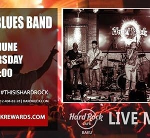 Live Music Events - Dervish Blues Band