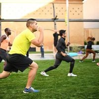 Square Fit Boot Camp