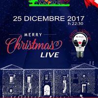 MERRY CHRISTMAS LA SOLUZIONE LIVE