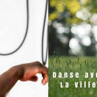 Stage de danse de Guine avec Lamine Keita