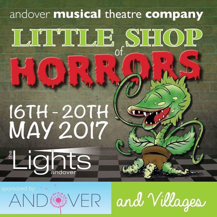 AMTC presents Little Shop of Horrors