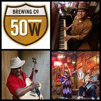50 West Golden Ticket Beer Dinner