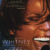 Whitney al cinema Alfieri