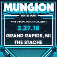 Mungion at The Stache