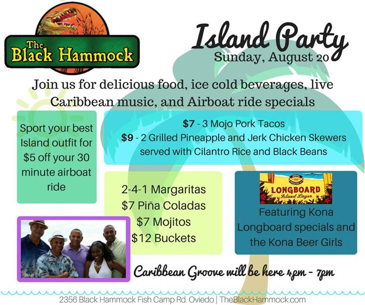 event details black hammock island party   oviedo  rh   allevents in