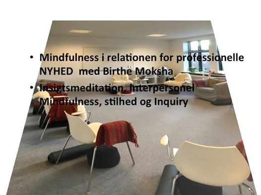 MIndfulness for professionelle NYHED