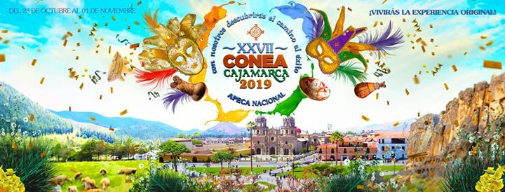 Gran lanzamiento CONEA Cajamarca