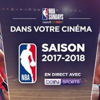 Cin-Sport  Saison NBA 2017-2018 en direct au Cinma