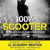Scooter  O2 Academy Brixton
