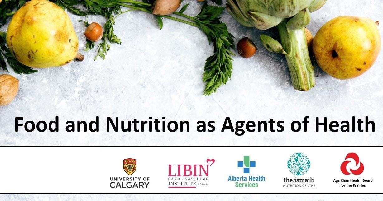 Food and Nutrition as Agents of Health at Ismaili Jamatkhana ...