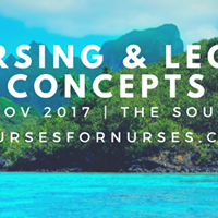 Nursing and Legal Concepts
