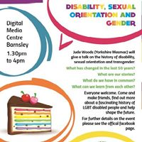 A Slice Of Life - Disability Sexual Orientation and Gender