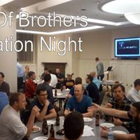 Band of Brothers Formation &amp New Member Info Night