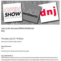 OPEN SHOW L.A. 41 - LACP Members at dnj Gallery