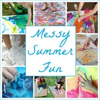 Squigglers Summer Holiday Invitation to Play