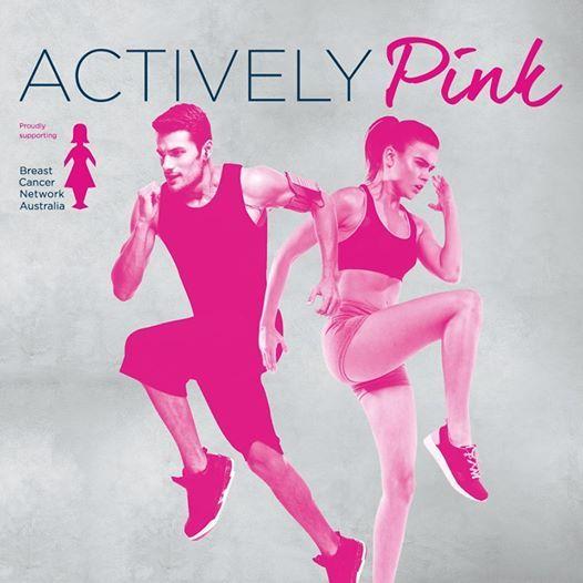 Genesis Fitness Berwick turns PINK - Wednesday 6th March