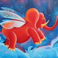 Red Elephant Studio - Paint Parties in White Rock