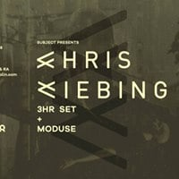 Chris Liebing - 3 Hour Set at District 8
