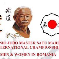 Unio Judo Master Satu Mare International Championship 2018