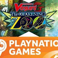 Cardfight Vanguard The Awakening Zoo Pre Release