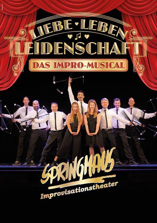 Springmaus-Musical Liebe Leben Leidenschaft