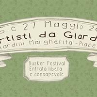 Artisti da Giardino - Busker Festival - 2018