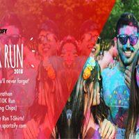 Color Run 2018 - Sarjapur