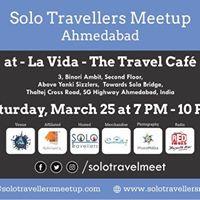Solo Travellers Meetup 2 - Ahmedabad