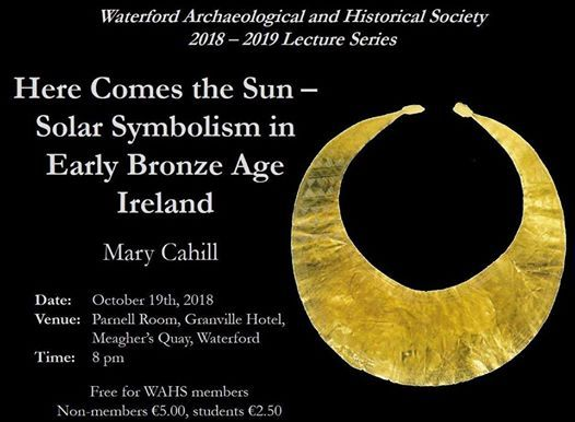 Here Comes the Sun  Solar Symbolism in Early Bronze Age Ireland