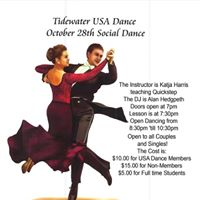 Tidewater USA Dance