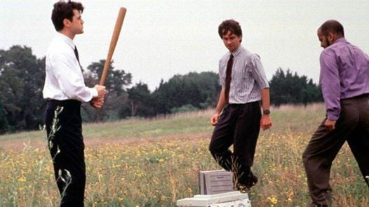 Office Space Movie Party