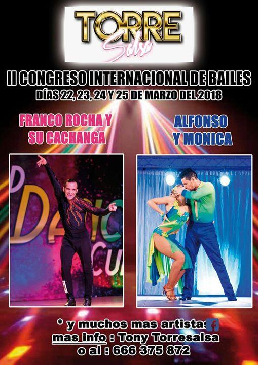 II Congreso Internacional de Bailes