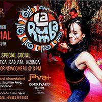 La Rumba RomanticaSpecial - Furors Friday Salsa Social