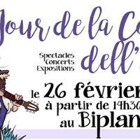 Commedia Dell Arte Day  Le Biplan Lille