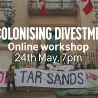 Decolonising Divestment A Web Workshop and Discussion