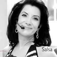 Mina QueenSalsa Guest Teacher at Salsa Fusion