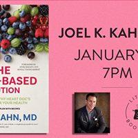 Joel Kahn The Plant-Based Solution