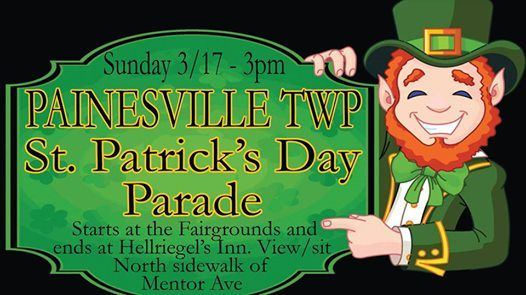 Painesville Township St. Patricks Day Parade
