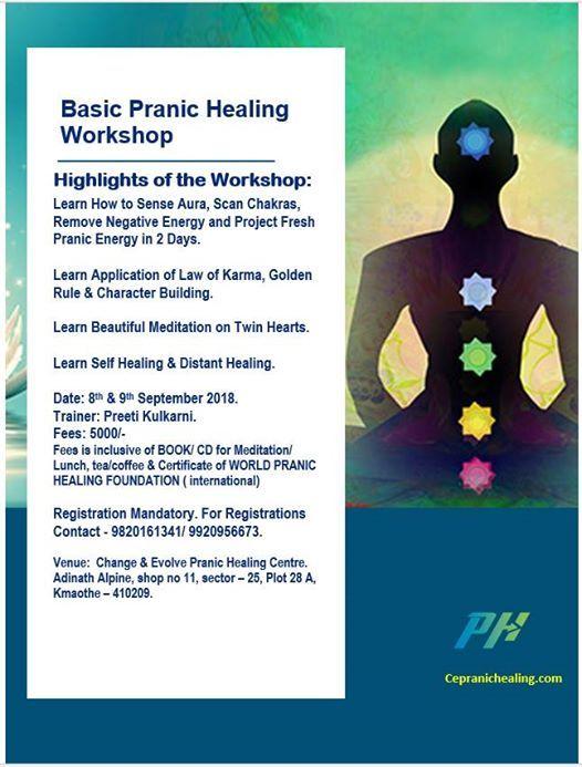 world pranic healing