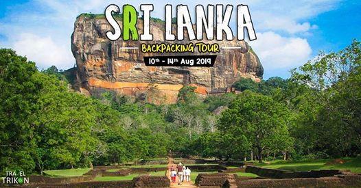 Trikon 1553 Sri Lanka Backpacking Tour