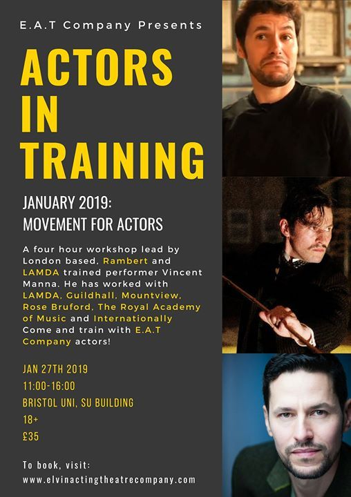Movement for the Actor