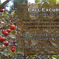 Fall Excursion 2017