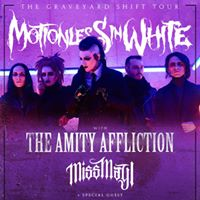 Motionless In White at Marquee Theatre