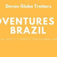 Adventures in Brazil with Angela Redmond