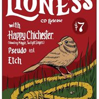 Lioness CD Release Show with Special Guests