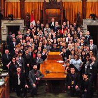 Model Parliament 25th Anniversary