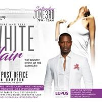 All White Affair featuring The Band MPROV