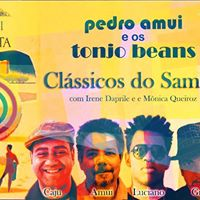 Clssicos do Samba - Pedro Amu e os Tonjo Beans
