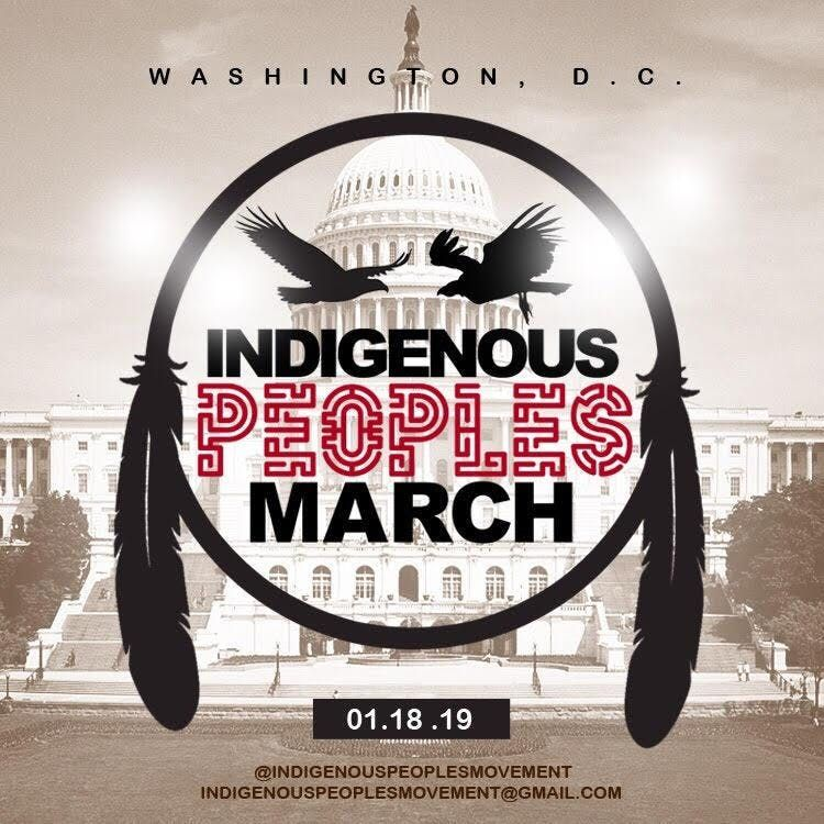 Indigenous Peoples We are All Related Fundraiser