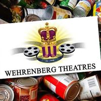 Wehrenberg Canned Food Drive